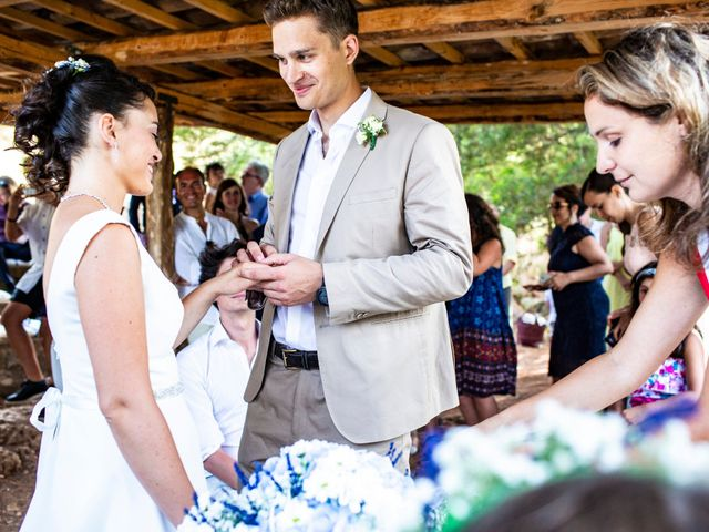 Il matrimonio di Michael e Luana a Salento, Salerno 24