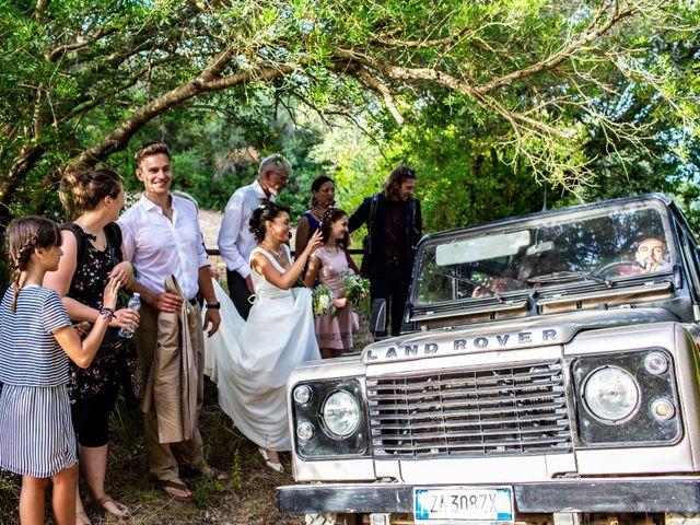 Il matrimonio di Michael e Luana a Salento, Salerno 2