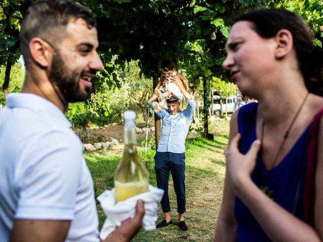 Il matrimonio di Michael e Luana a Salento, Salerno 36