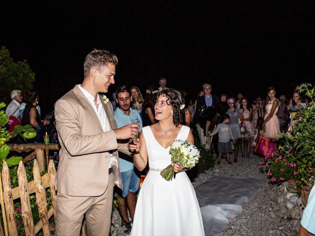 Il matrimonio di Michael e Luana a Salento, Salerno 40
