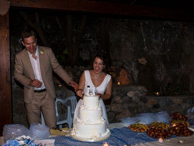Il matrimonio di Michael e Luana a Salento, Salerno 43