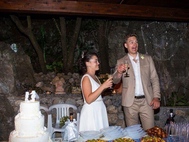 Il matrimonio di Michael e Luana a Salento, Salerno 44