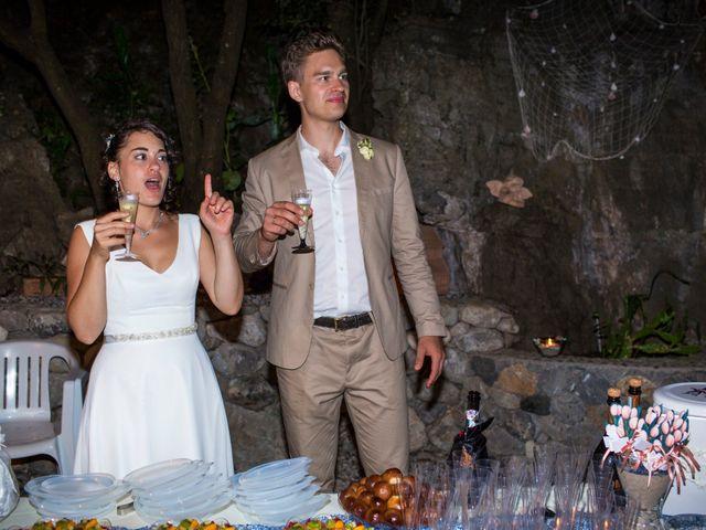 Il matrimonio di Michael e Luana a Salento, Salerno 45