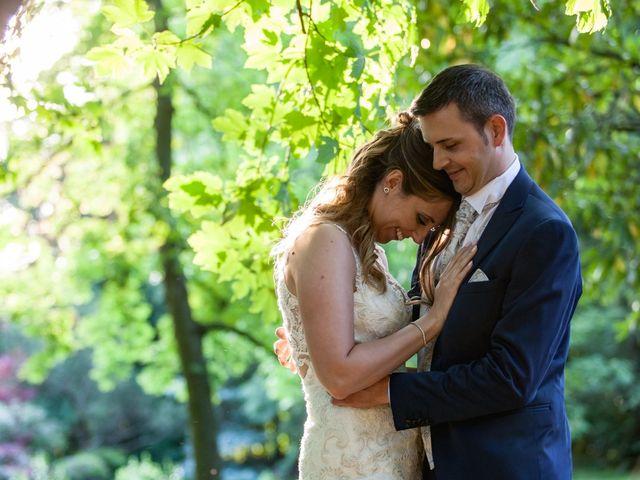 Le nozze di Chiara e Gianluca