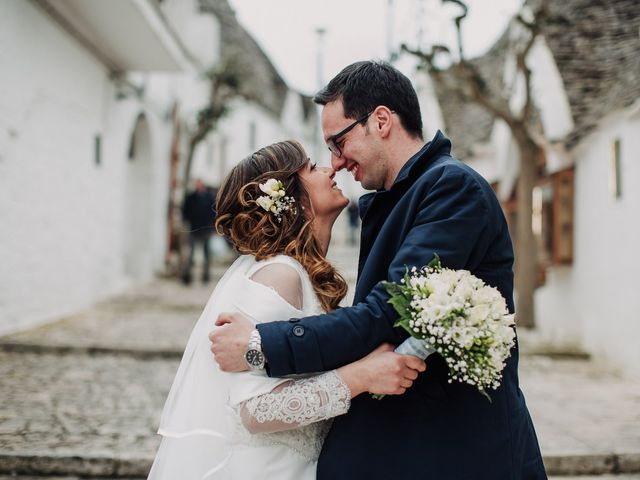 Il matrimonio di Piero e Ornella a Alberobello, Bari 5