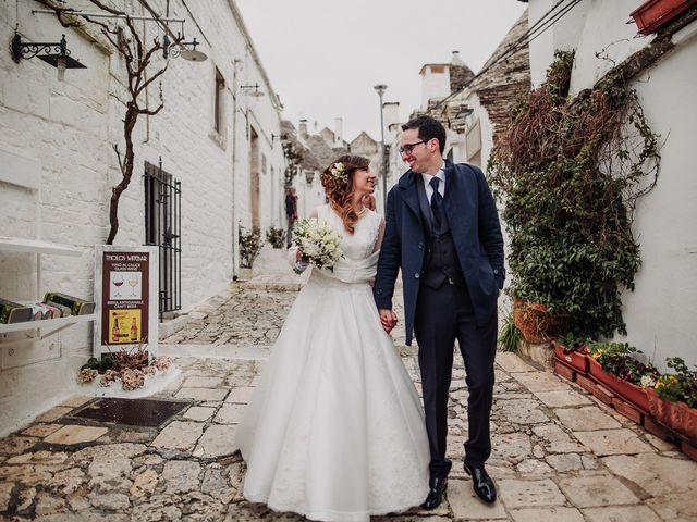 Il matrimonio di Piero e Ornella a Alberobello, Bari 7