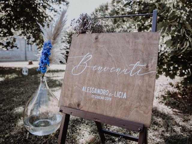 Il matrimonio di Alessandro e Licia a Reggio nell'Emilia, Reggio Emilia 1