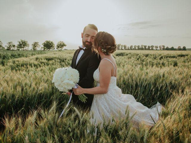Il matrimonio di Riccardo e Elisa a Carpi, Modena 2