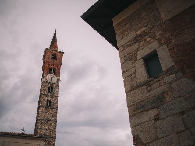 Il matrimonio di Natan e Alessandra a Como, Como 13
