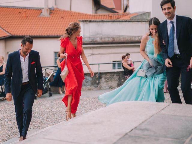 Il matrimonio di Natan e Alessandra a Como, Como 14