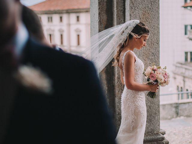 Il matrimonio di Natan e Alessandra a Como, Como 18
