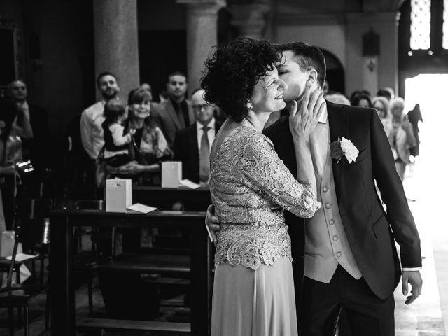 Il matrimonio di Natan e Alessandra a Como, Como 19