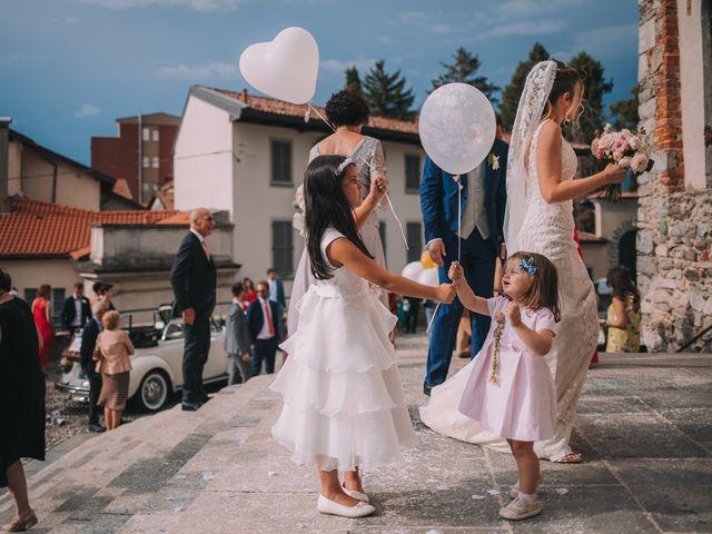 Il matrimonio di Natan e Alessandra a Como, Como 24