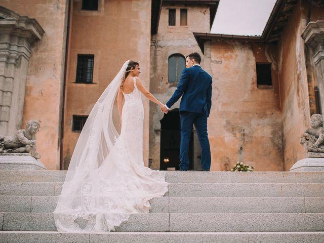 Il matrimonio di Natan e Alessandra a Como, Como 31