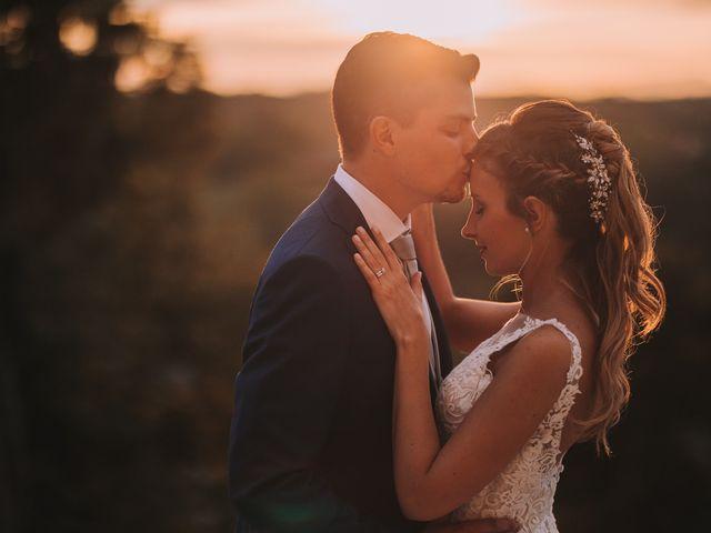 Le nozze di Alessandra e Natan