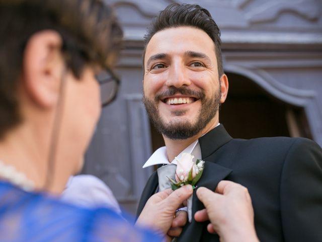 Il matrimonio di Andrea e Vittoria a Forlì, Forlì-Cesena 11