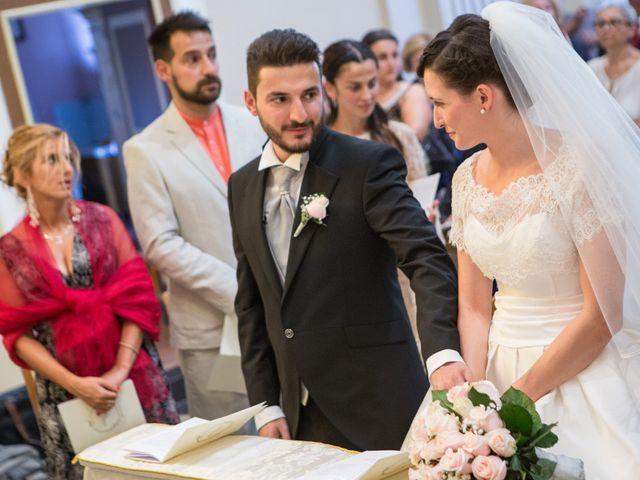 Il matrimonio di Andrea e Vittoria a Forlì, Forlì-Cesena 15