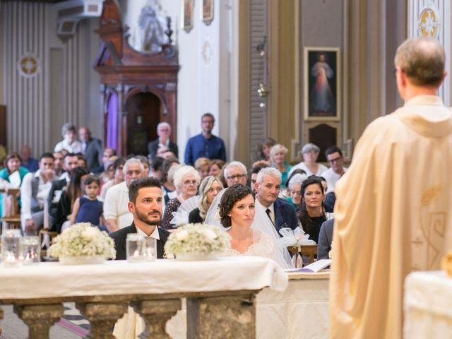 Il matrimonio di Andrea e Vittoria a Forlì, Forlì-Cesena 19