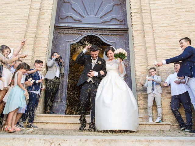 Il matrimonio di Andrea e Vittoria a Forlì, Forlì-Cesena 32