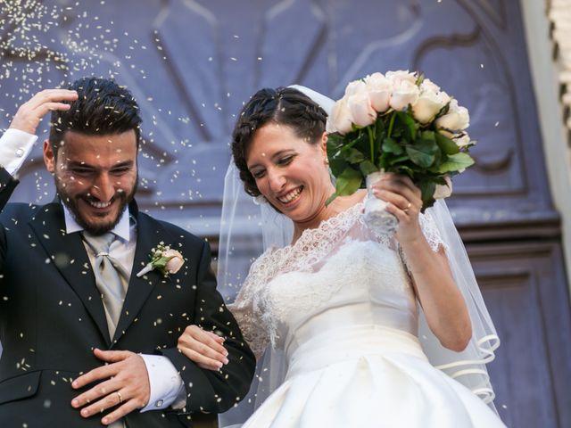 Il matrimonio di Andrea e Vittoria a Forlì, Forlì-Cesena 33