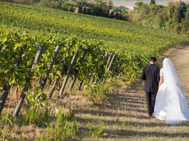 Il matrimonio di Andrea e Vittoria a Forlì, Forlì-Cesena 35