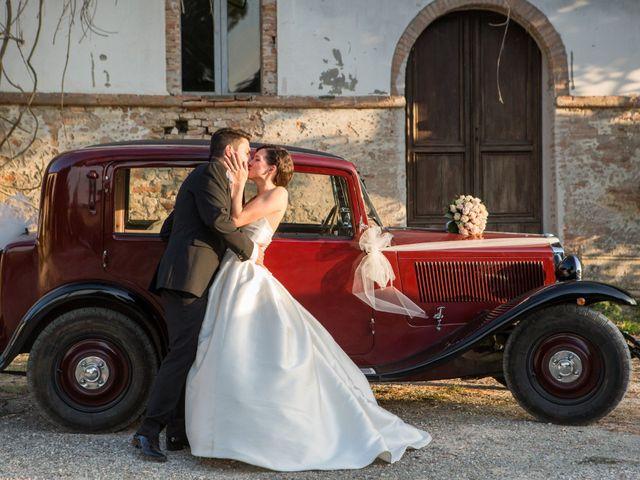 Il matrimonio di Andrea e Vittoria a Forlì, Forlì-Cesena 50