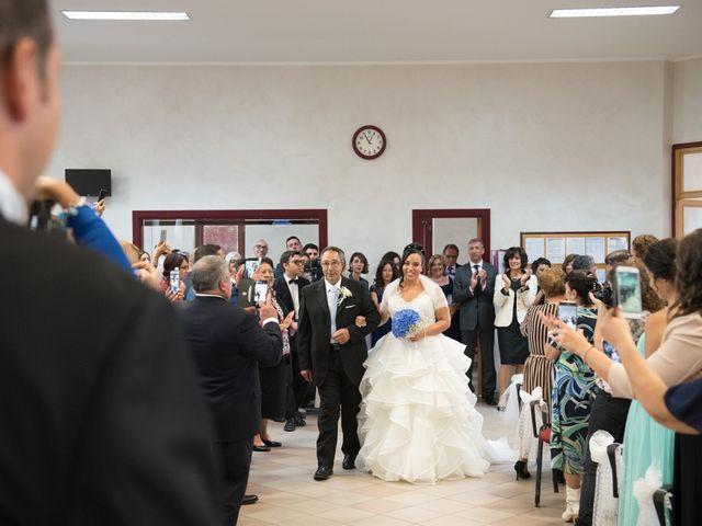 Il matrimonio di Samuele e Ylenia a Nizza Monferrato, Asti 22