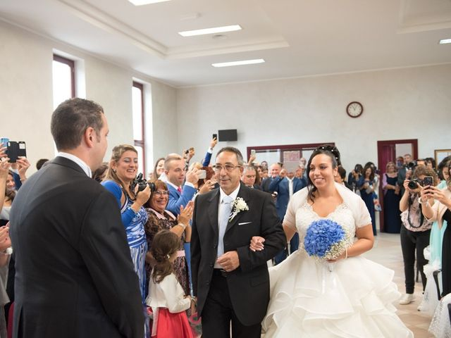 Il matrimonio di Samuele e Ylenia a Nizza Monferrato, Asti 23
