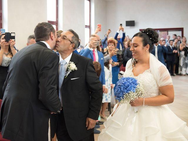 Il matrimonio di Samuele e Ylenia a Nizza Monferrato, Asti 24