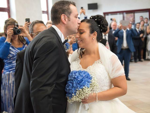 Il matrimonio di Samuele e Ylenia a Nizza Monferrato, Asti 25