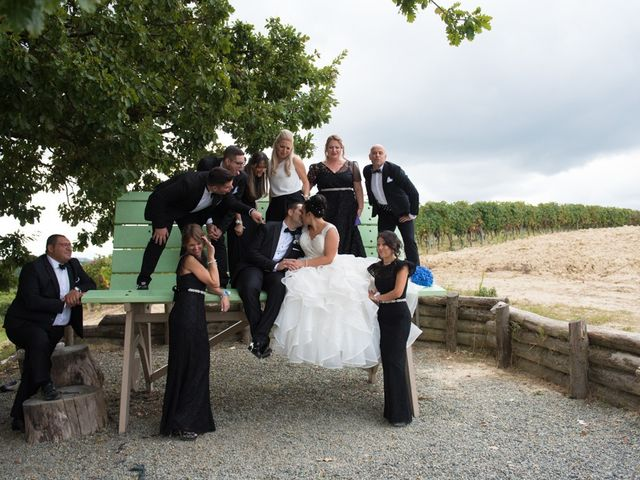 Il matrimonio di Samuele e Ylenia a Nizza Monferrato, Asti 32