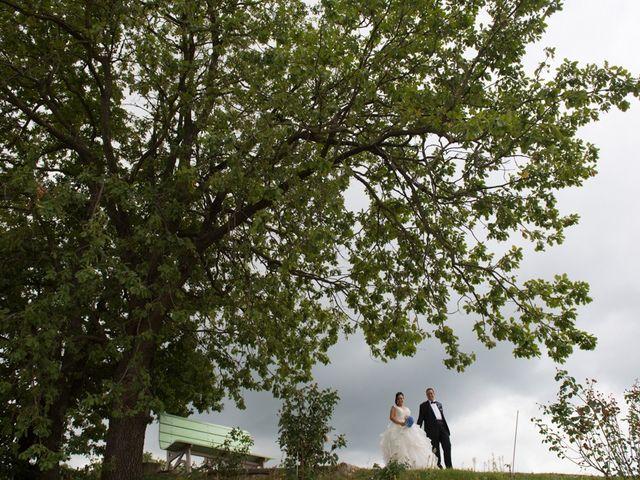 Il matrimonio di Samuele e Ylenia a Nizza Monferrato, Asti 1