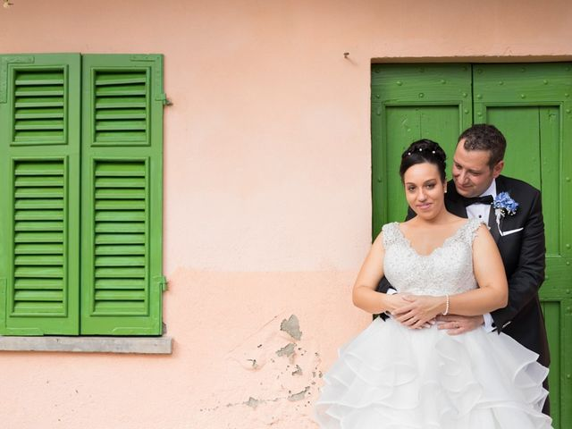 Le nozze di Ylenia e Samuele