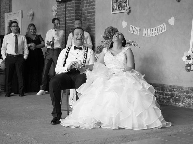 Il matrimonio di Samuele e Ylenia a Nizza Monferrato, Asti 55
