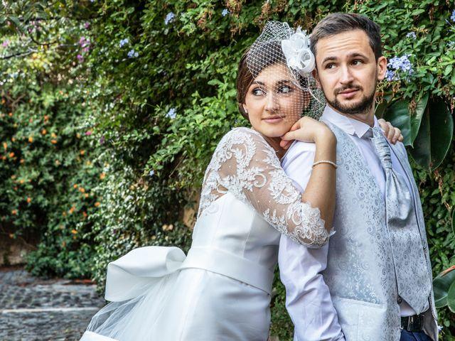 Le nozze di Edoardo e Marta