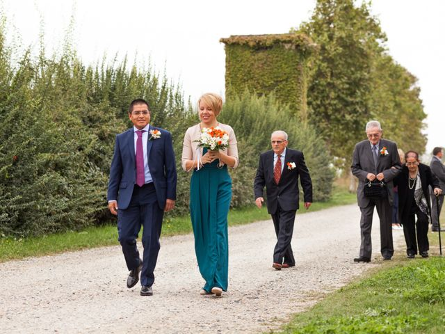 Il matrimonio di Antonio e Elisa a Ferrera Erbognone, Pavia 1