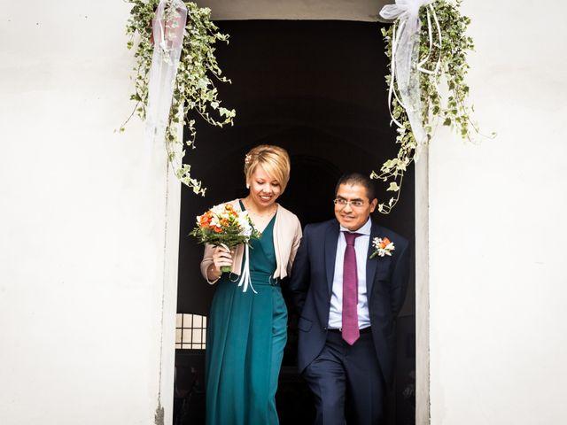 Il matrimonio di Antonio e Elisa a Ferrera Erbognone, Pavia 3