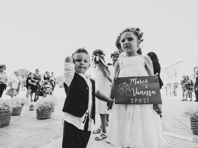 Il matrimonio di Marco e Vanessa a Capurso, Bari 10