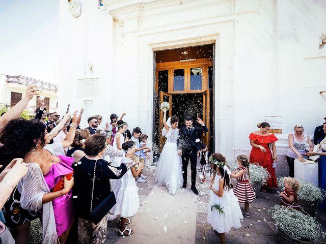 Il matrimonio di Marco e Vanessa a Capurso, Bari 15