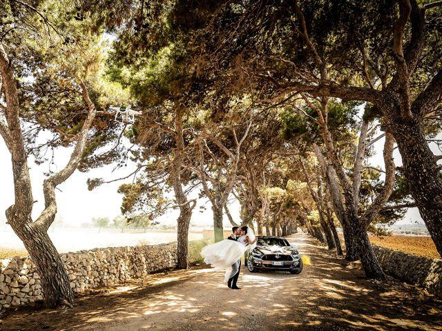 Il matrimonio di Marco e Vanessa a Capurso, Bari 19