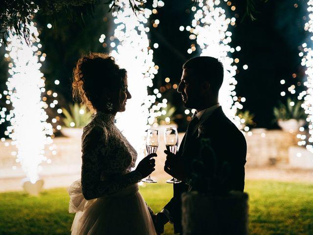 Il matrimonio di Marco e Vanessa a Capurso, Bari 29
