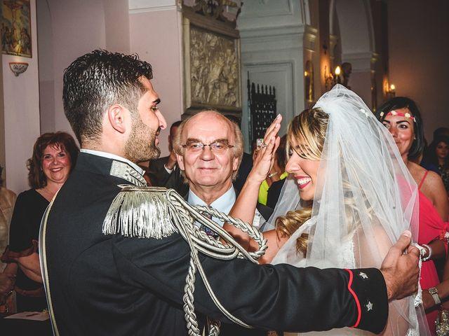 Il matrimonio di Vincenzo e Pina a Pozzuoli, Napoli 29