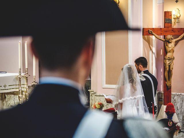 Il matrimonio di Vincenzo e Pina a Pozzuoli, Napoli 31
