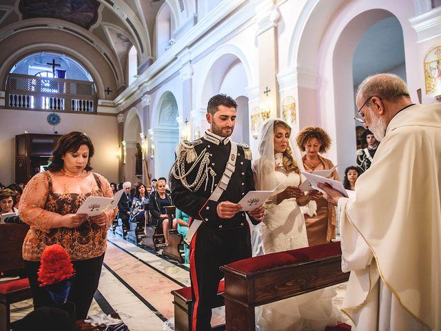 Il matrimonio di Vincenzo e Pina a Pozzuoli, Napoli 33