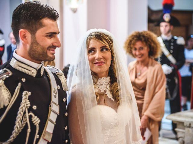 Il matrimonio di Vincenzo e Pina a Pozzuoli, Napoli 34