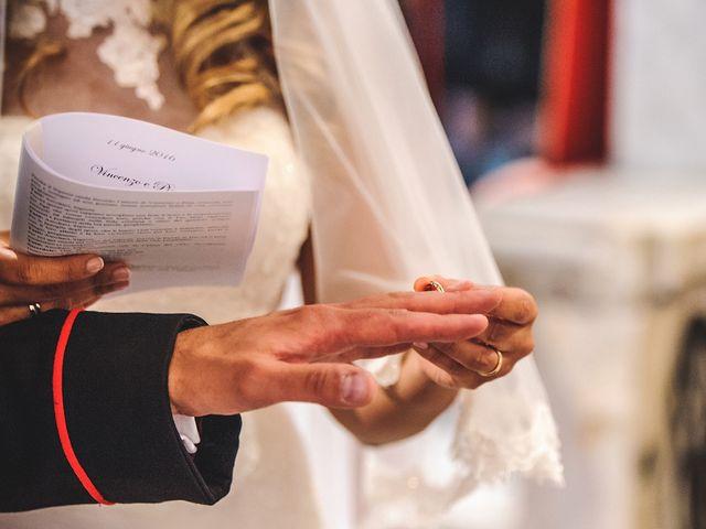 Il matrimonio di Vincenzo e Pina a Pozzuoli, Napoli 35