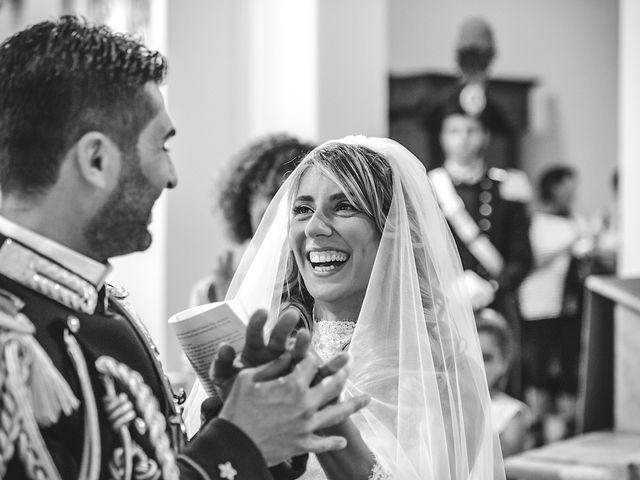 Il matrimonio di Vincenzo e Pina a Pozzuoli, Napoli 36