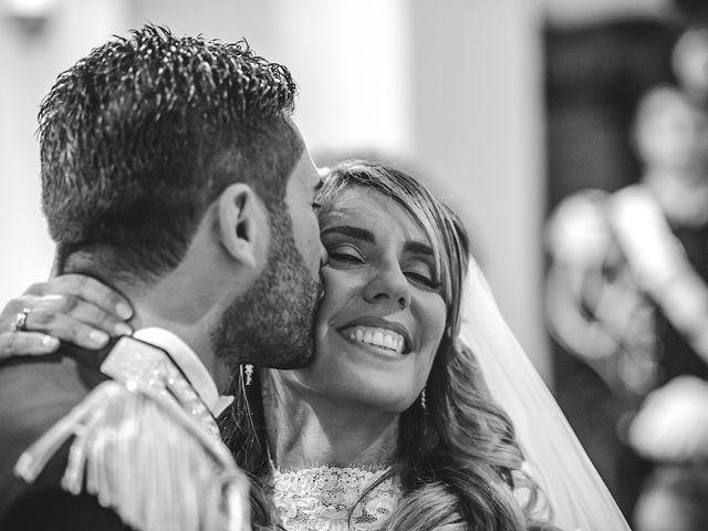 Il matrimonio di Vincenzo e Pina a Pozzuoli, Napoli 38