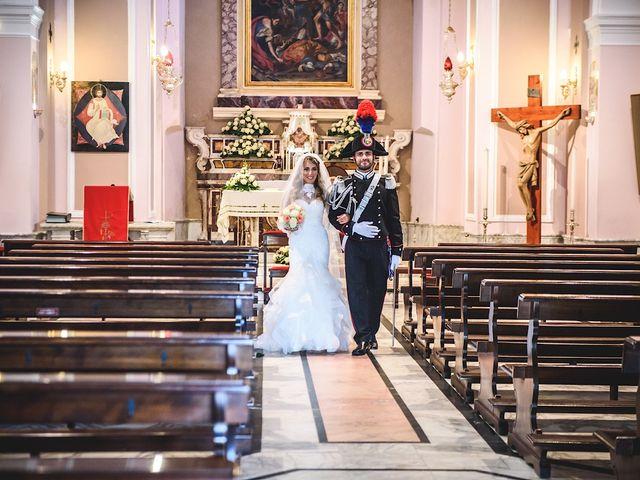 Il matrimonio di Vincenzo e Pina a Pozzuoli, Napoli 40