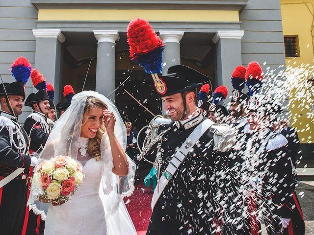 Il matrimonio di Vincenzo e Pina a Pozzuoli, Napoli 42